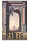 Paris Collectable Print by Adolphe Mouron Cassandre