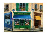 The French Pastry Shop Reproduction photographique par Marilyn Dunlap