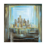 Miami Skyline Photographic Print by Marilyn Dunlap