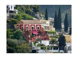 Villa in Positano Photographic Print by Marilyn Dunlap