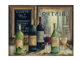 Paris Wine Tasting Photographic Print by Marilyn Dunlap