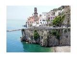 Atrani on the Amalfi Coast Photographic Print by Marilyn Dunlap