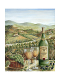 White wine lovers Photographic Print by Marilyn Dunlap