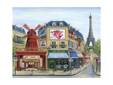 To Paris with Love Photographic Print by Marilyn Dunlap