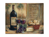 Wine For Two Papier Photo par Marilyn Dunlap