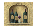 French Estate Wine Collection Photographic Print by Marilyn Dunlap