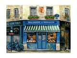Boucherie de Montmartre Papier Photo par Marilyn Dunlap