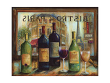 Bistro De Paris Photographic Print by Marilyn Dunlap