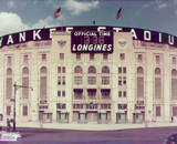 Yankee Stadium - outside/color Photo