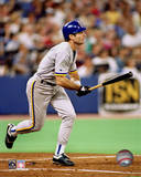 Paul Molitor - Batting Action Photo