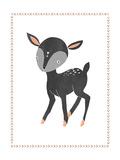 Boho Deer Posters by Rebecca Peragine