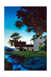 Twilight Giclee Print by Maxfield Parrish