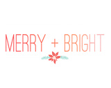 Mod Merry and Bright Prints by Rebecca Peragine