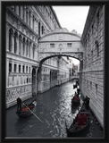 Bridge of Sighs, Doge's Palace, Venice, Italy Framed Photographic Print by Jon Arnold