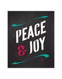 Peace and Joy Prints by Praveen Sharma