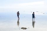 Quiet Sea Photographic Print by Antoine Besson