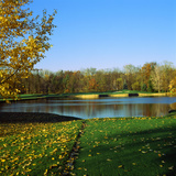 Golf Course, Laurel Valley Golf Club, Ligonier, Westmoreland County, Pennsylvania, USA Photographic Print by Green Light Collection