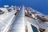 Neuer Zollhof Building Designed by Frank Gehry, Media Harbour, Dusseldorf Photographic Print by Green Light Collection