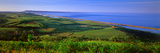 St Catherines Chapel and Abbotsbury, Dorset, England Photographic Print by  Panoramic Images