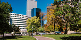 The Denver Post Building, Denver, Colorado, USA Photographic Print by  Panoramic Images