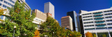 Low Angle View of Buildings in a City, Sheraton Downtown Denver Hotel, Denver, Colorado, USA Photographic Print by  Panoramic Images