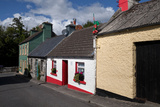 "The ""Dying Man House"" from ""The Quiet Man"" Film, Cong, County Mayo, Ireland Photographic Print by Green Light Collection"
