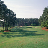 17th Hole at Golf Course, Pinehurst Resort, Pinehurst, Moore County, North Carolina, USA Photographic Print by Green Light Collection