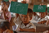 Tbeng School in Cambodia Papier Photo par Norbert Jung