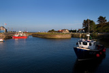 Courtown Fishing Harbour, Near Gorey, County Wexford, Ireland Photographic Print by Green Light Collection
