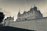 Assumption Cathedral in Vladimir, Vladimir Oblast, Russia Photographic Print by Green Light Collection