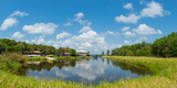 Concession Area in Myakka River State Park, Sarasota, Florida, USA Photographic Print by  Panoramic Images