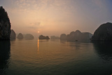 Halong Bay Photographic Print by Norbert Jung