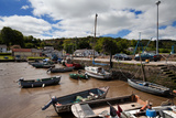 The Fishing Harbour at Cheekpoint, County Waterford, Ireland Photographic Print by Green Light Collection