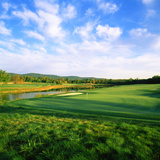 Golf Course, Bull Run Golf Club, Haymarket, Prince William County, Virginia, USA Photographic Print by Green Light Collection