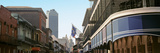 Buildings in a City, Four Points by Sheraton, Bourbon Street, French Quarter, New Orleans Photographic Print by  Panoramic Images