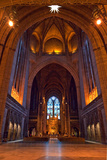 Liverpool Cathedral, Liverpool, Merseyside, England Photographic Print by Green Light Collection