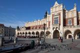 Sukiennice, the Renaisssance Cloth Hall, Rynek Glowny the Main Market Square, Krakow, Poland Photographie par Green Light Collection