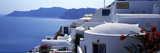 Town on an Island, Oia, Santorini, Cyclades Islands, Greece Photographic Print by  Panoramic Images