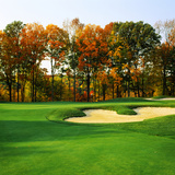 Golf Course, Great Bear Golf Club, Shawnee on Delaware, Pennsylvania, USA Photographic Print by Green Light Collection
