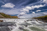 Gullfoss Waterfalls, Iceland Photographic Print by Green Light Collection