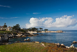 Coastline, Monterey Bay, Monterey, California, USA Photographic Print by Green Light Collection
