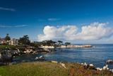 Coastline, Monterey Bay, Monterey, California, USA Photographic Print by Green Light Collection