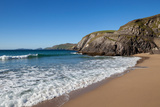 Coumeenoole Beach; Slea Head; Dingle Peninsula; County Kerry; Ireland Photographic Print by Green Light Collection