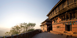Fortress, Gorkha Durbar, Gorkha, the Western Hills, Nepal Photographic Print by Green Light Collection