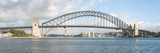 View of Sydney Harbour Bridge from Sydney Opera House, Sydney, New South Wales, Australia Photographic Print by  Panoramic Images