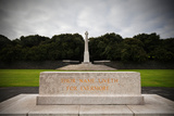 Irish National War Memorial Gardens, Islandbridge, Dublin City, Ireland Photographic Print by Green Light Collection