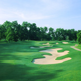 Golf Course, Shadow Hawk Golf Club, Richmond, Fort Bend County, Texas, USA Photographie par Green Light Collection