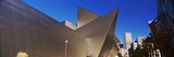 Art Museum in a City, Denver Art Museum, Frederic C. Hamilton Building, Denver, Colorado, USA Photographic Print by  Panoramic Images