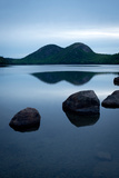 Pond at Dawn, Jordan Pond, Bubble Pond, Acadia National Park, Maine, USA Photographic Print by Green Light Collection