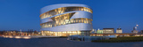 Mercedes-Benz Museum, Stuttgart, Baden-Wurttemberg, Germany Photographic Print by  Panoramic Images